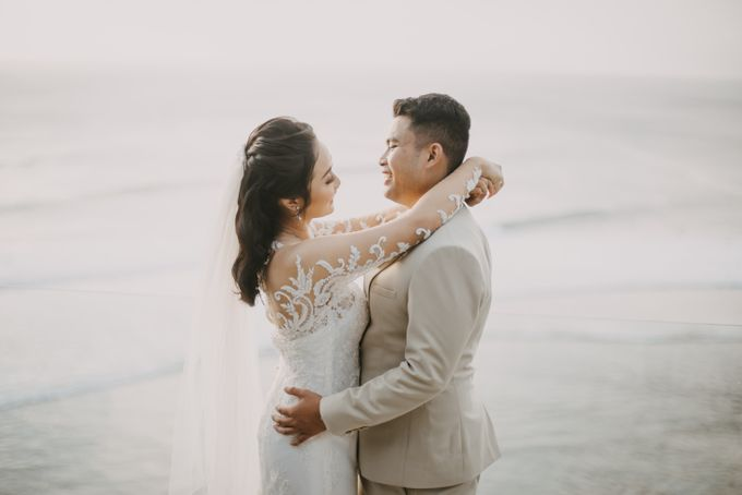 Fendy and Dwitia Wedding by KAMAYA BALI - 010