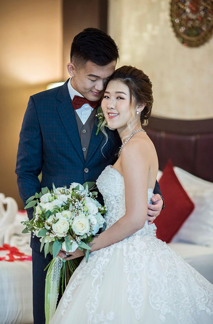 Wedding story of Samuel & Nathania by Video Art - 034