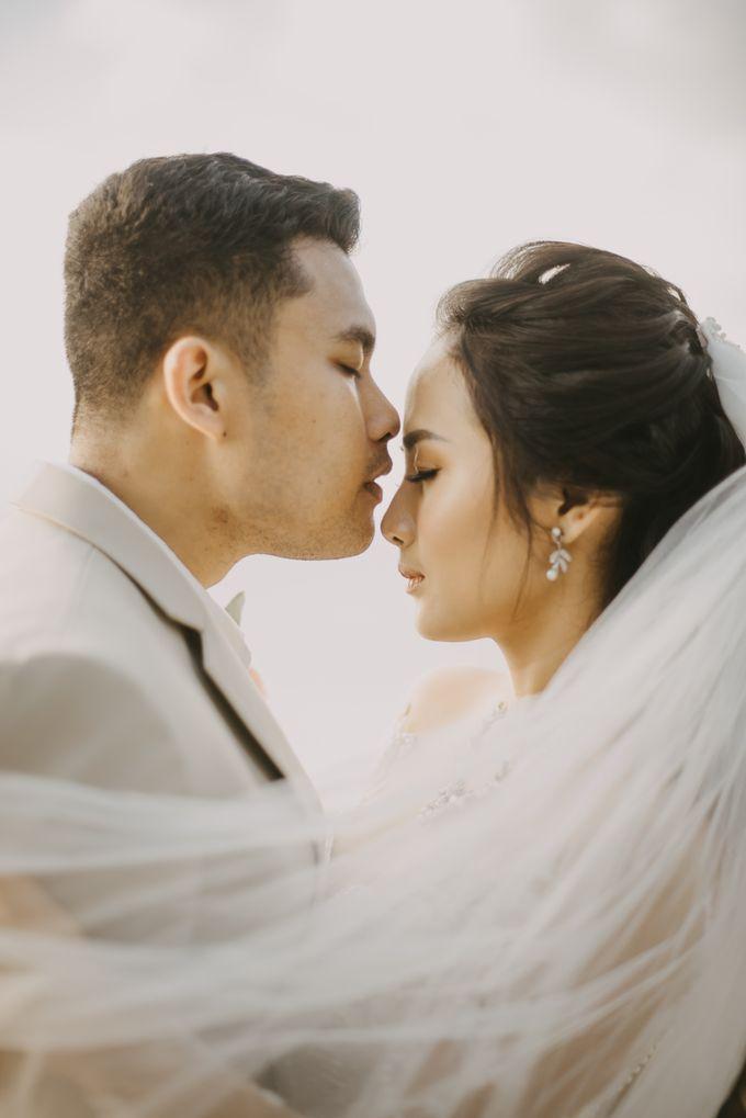 Fendy and Dwitia Wedding by KAMAYA BALI - 001