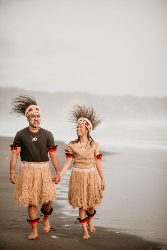 Pre Wedding Ines & Moses by Bondan Photoworks - 011