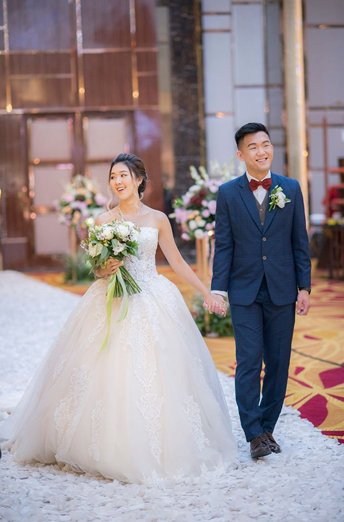 Wedding story of Samuel & Nathania by Video Art - 035