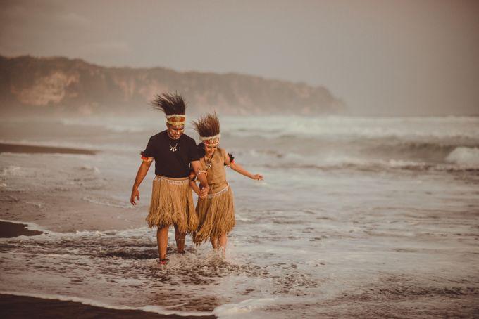 Pre Wedding Ines & Moses by Bondan Photoworks - 029