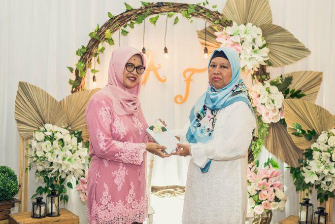 Engagement Aulia & Faisal by Weddingscape - 015