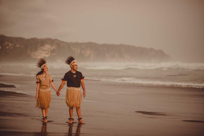Pre Wedding Ines & Moses by Bondan Photoworks - 034