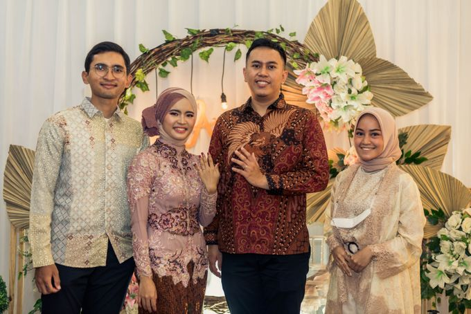 Engagement Aulia & Faisal by Weddingscape - 016