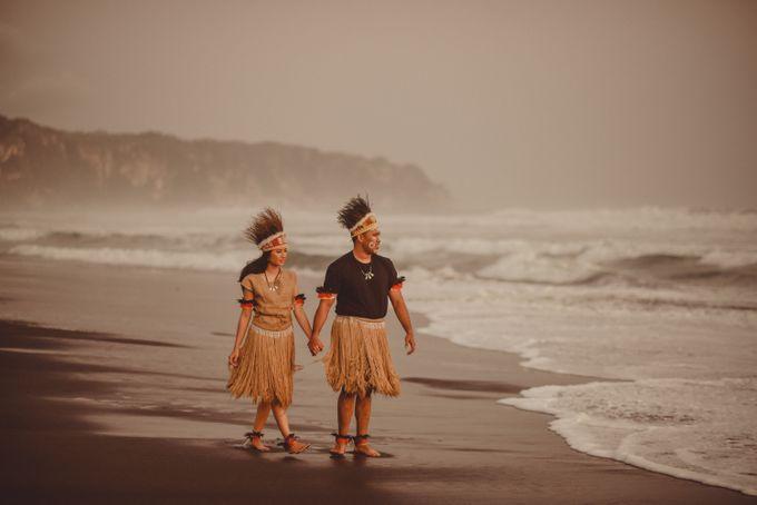 Pre Wedding Ines & Moses by Bondan Photoworks - 040