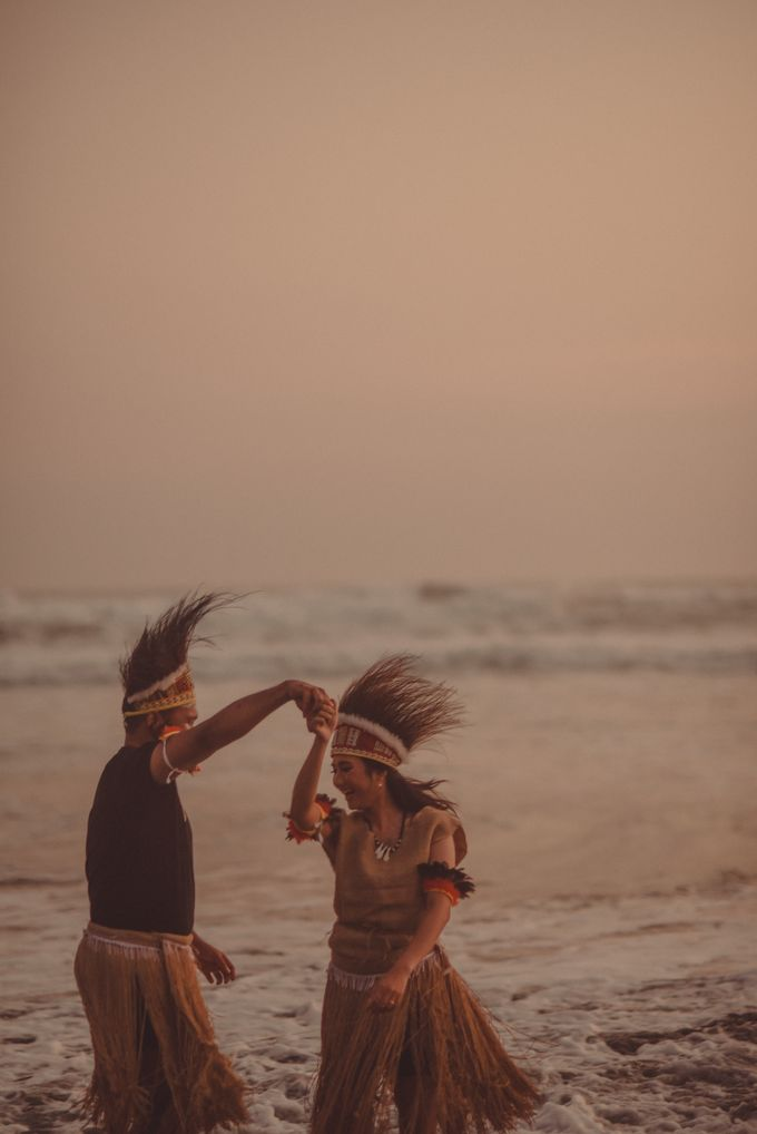 Pre Wedding Ines & Moses by Bondan Photoworks - 036