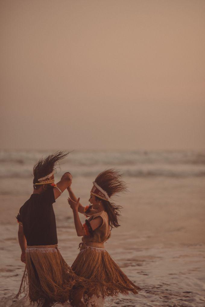 Pre Wedding Ines & Moses by Bondan Photoworks - 042