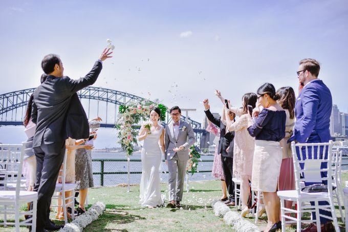 The Wedding of Rio & Astrid by Alluvio - 007