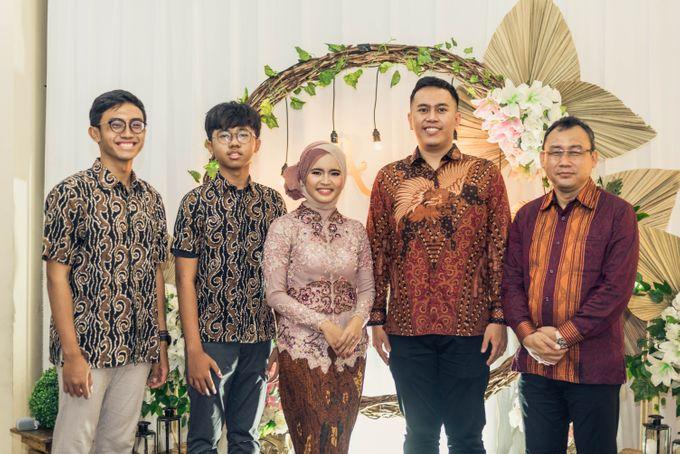 Engagement Aulia & Faisal by Weddingscape - 021