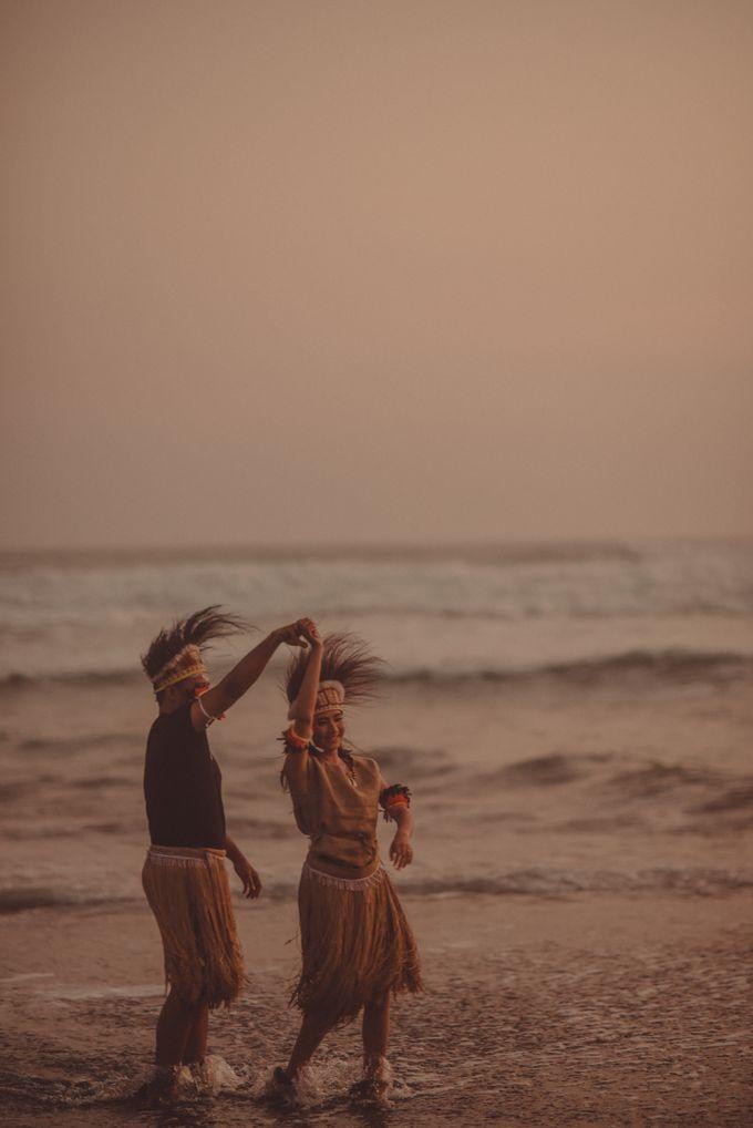 Pre Wedding Ines & Moses by Bondan Photoworks - 037