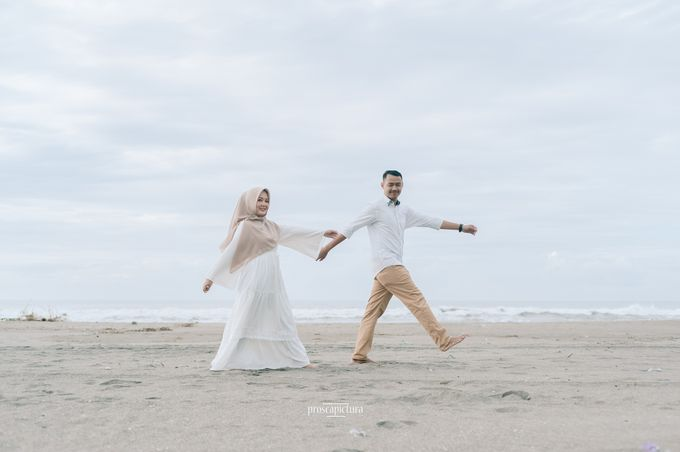 Prewedding Eca & Ahmad by Proscapictura. Id - 003