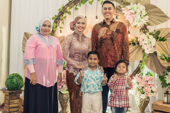 Engagement Aulia & Faisal by Weddingscape - 023