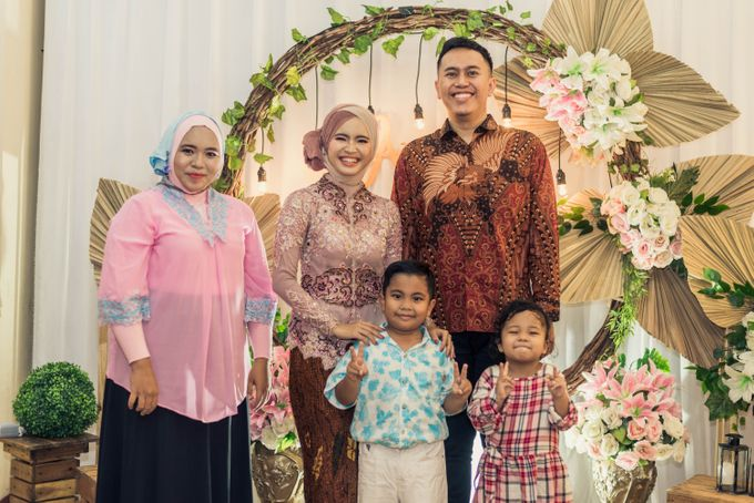 Engagement Aulia & Faisal by Weddingscape - 024