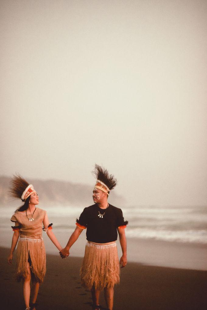 Pre Wedding Ines & Moses by Bondan Photoworks - 044