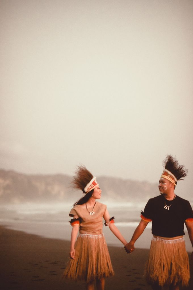 Pre Wedding Ines & Moses by Bondan Photoworks - 045