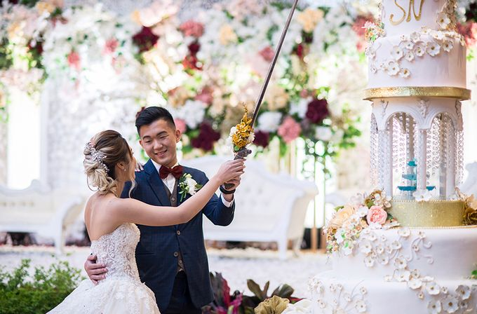 Wedding story of Samuel & Nathania by Video Art - 040