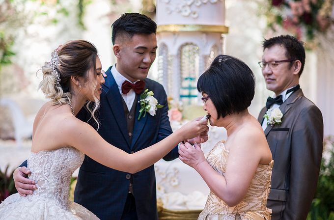 Wedding story of Samuel & Nathania by Video Art - 041