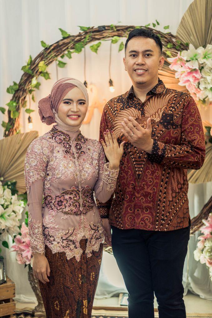 Engagement Aulia & Faisal by Weddingscape - 030