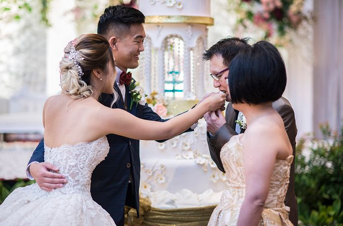 Wedding story of Samuel & Nathania by Video Art - 042