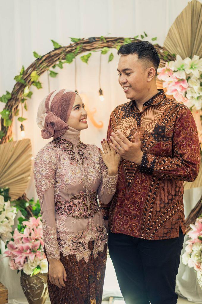 Engagement Aulia & Faisal by Weddingscape - 031