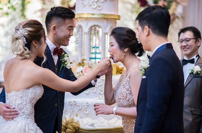 Wedding story of Samuel & Nathania by Video Art - 043