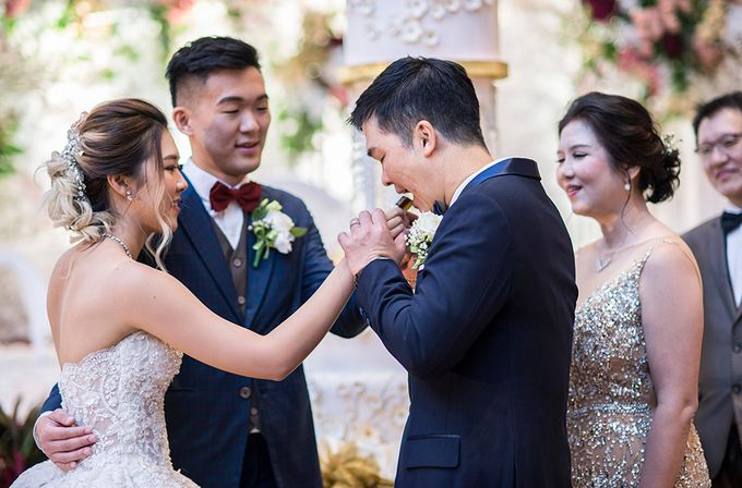 Wedding story of Samuel & Nathania by Video Art - 044