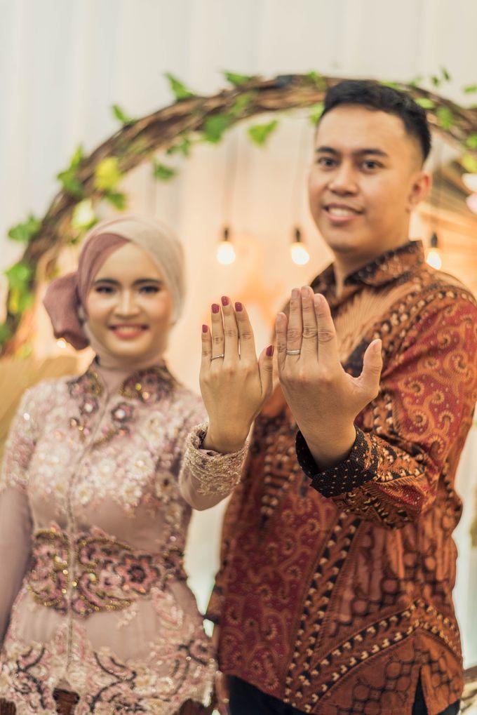 Engagement Aulia & Faisal by Weddingscape - 032
