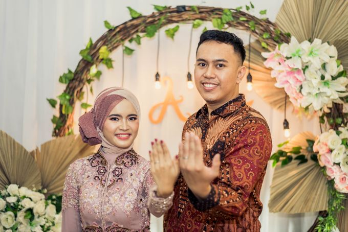 Engagement Aulia & Faisal by Weddingscape - 033