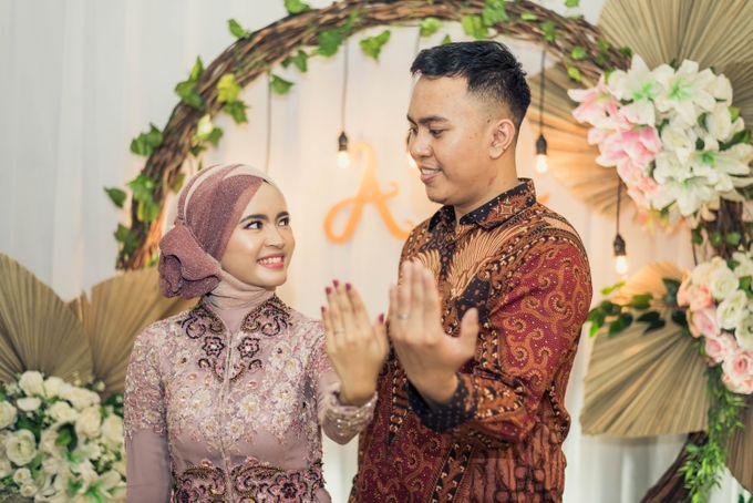 Engagement Aulia & Faisal by Weddingscape - 034