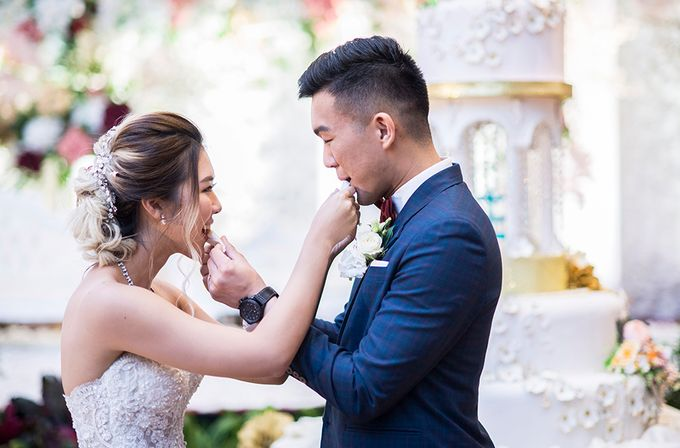 Wedding story of Samuel & Nathania by Video Art - 045