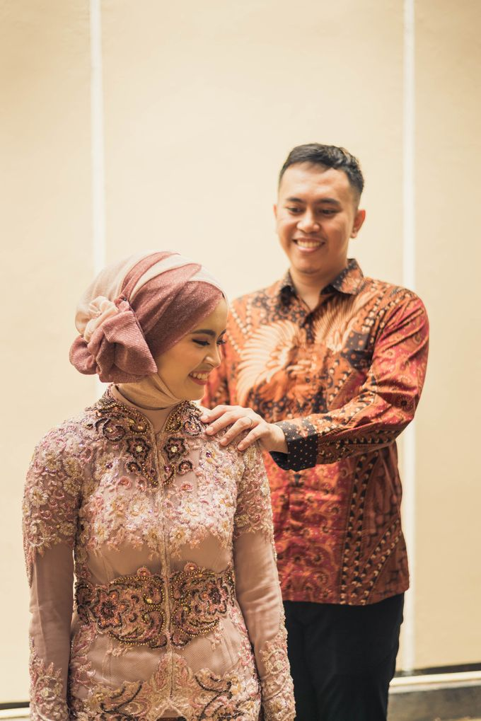 Engagement Aulia & Faisal by Weddingscape - 035