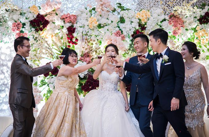 Wedding story of Samuel & Nathania by Video Art - 048