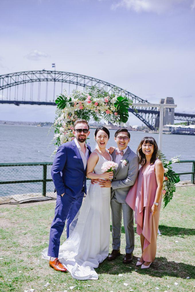 The Wedding of Rio & Astrid by Alluvio - 013