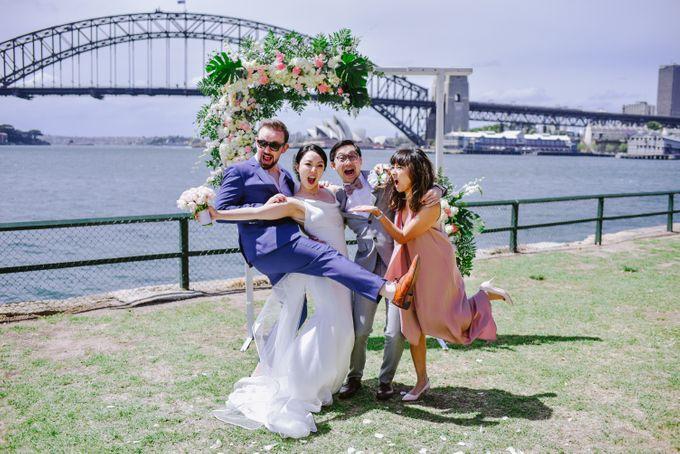 The Wedding of Rio & Astrid by Alluvio - 015