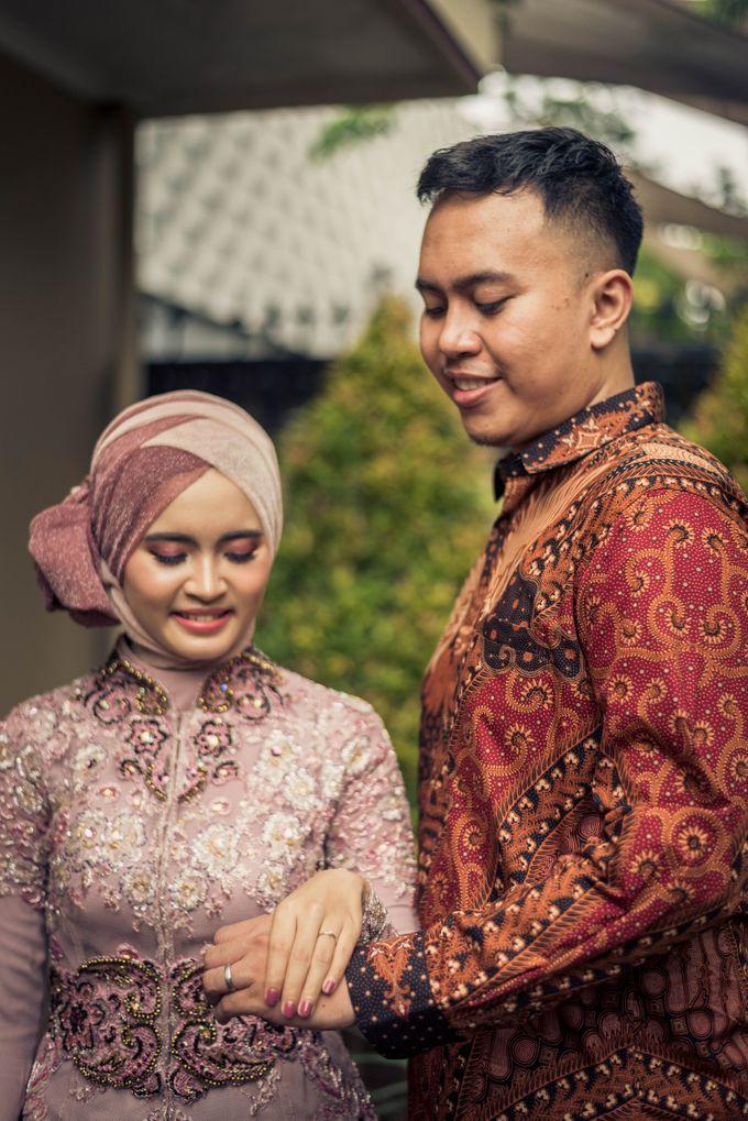 Engagement Aulia & Faisal by Weddingscape - 038