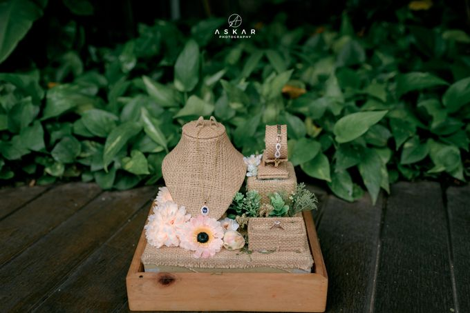 Wedding Puji & Arief by Azila Villa - 005