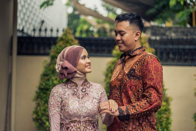 Engagement Aulia & Faisal by Weddingscape - 040