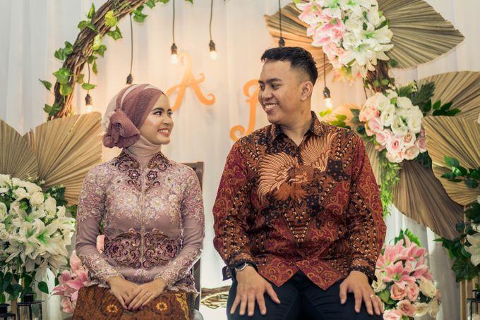 Engagement Aulia & Faisal by Weddingscape - 041