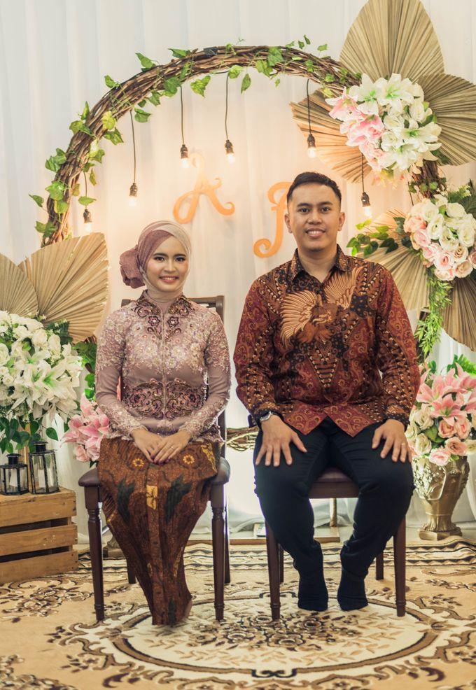 Engagement Aulia & Faisal by Weddingscape - 042