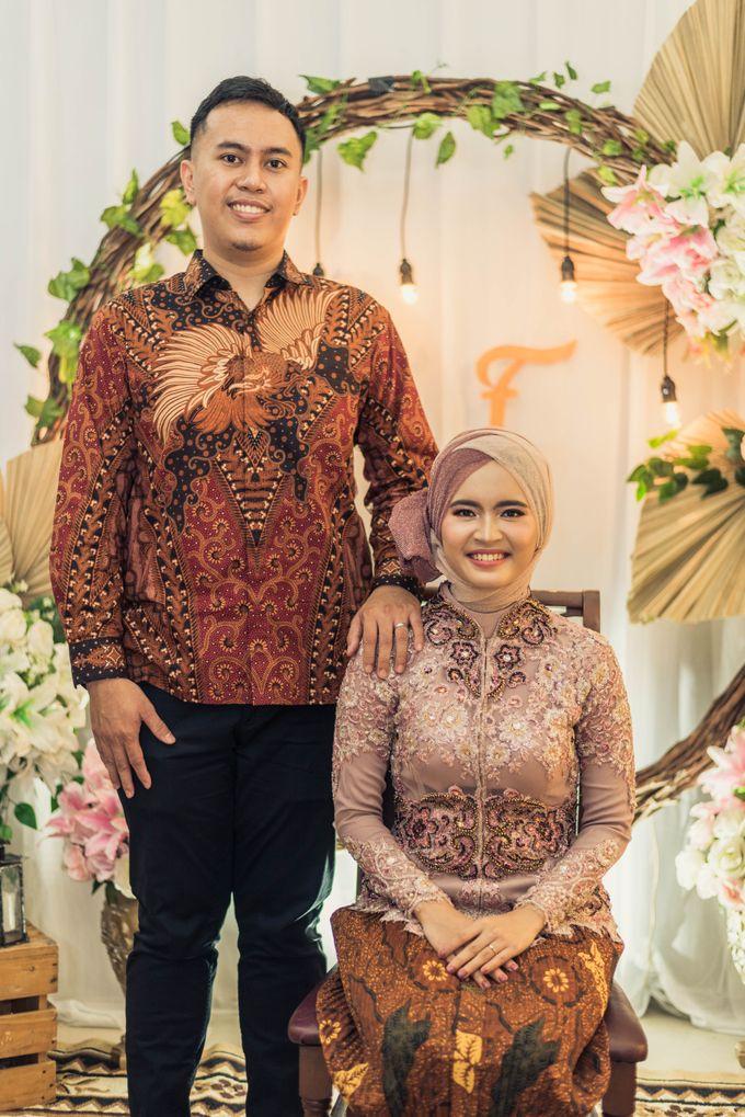 Engagement Aulia & Faisal by Weddingscape - 043