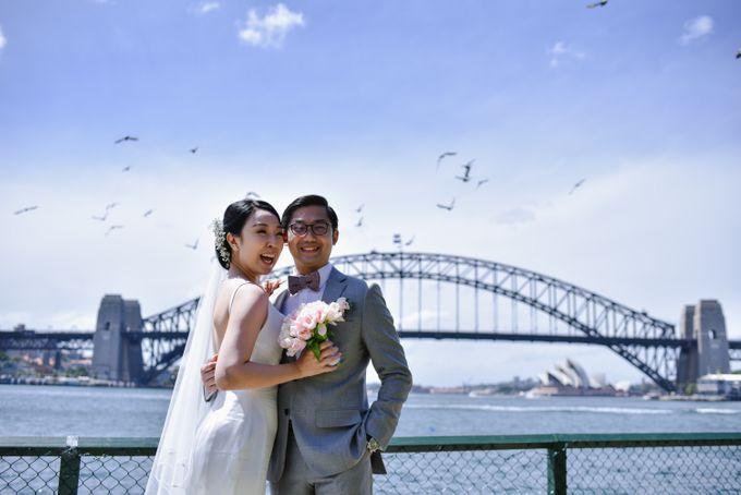 The Wedding of Rio & Astrid by Alluvio - 001