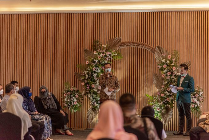 Engagement Annisa & Hedityo by Weddingscape - 005