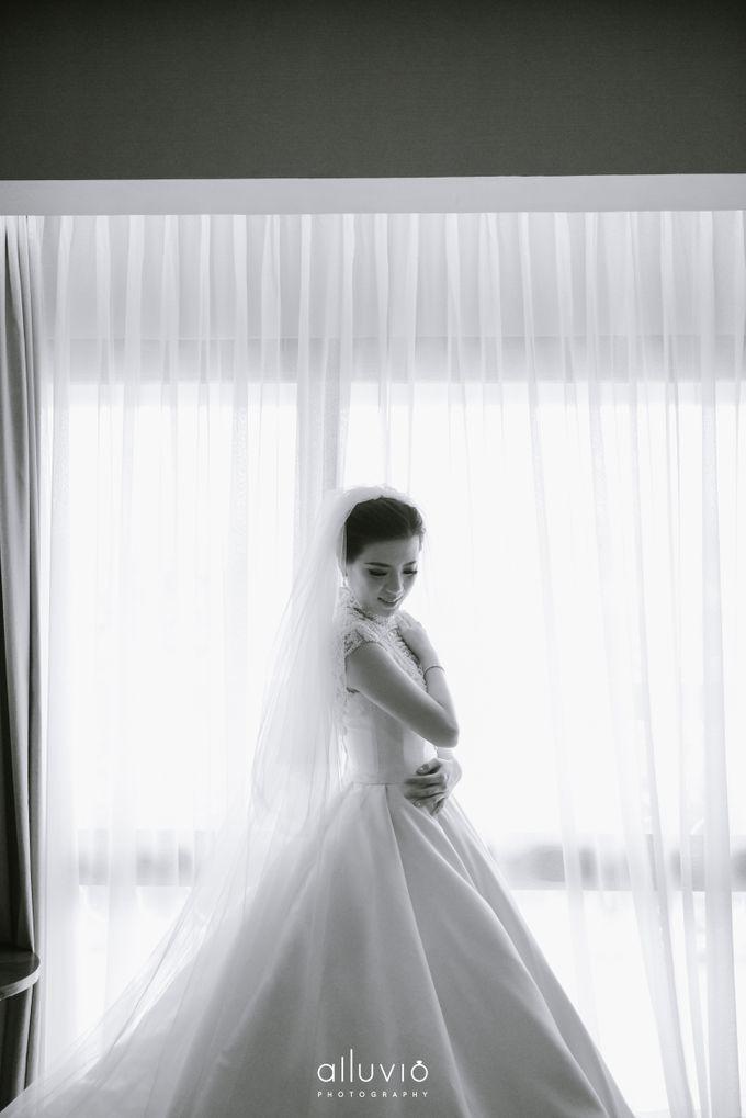 THE WEDDING OF ROCKY & DEASY by Alluvio - 033