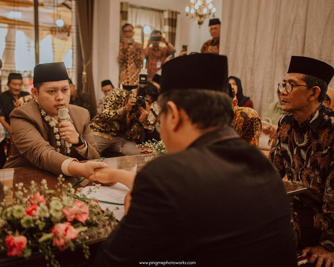 Wedding Day of Allan + Tarikh by PING Me Photoworks - 005