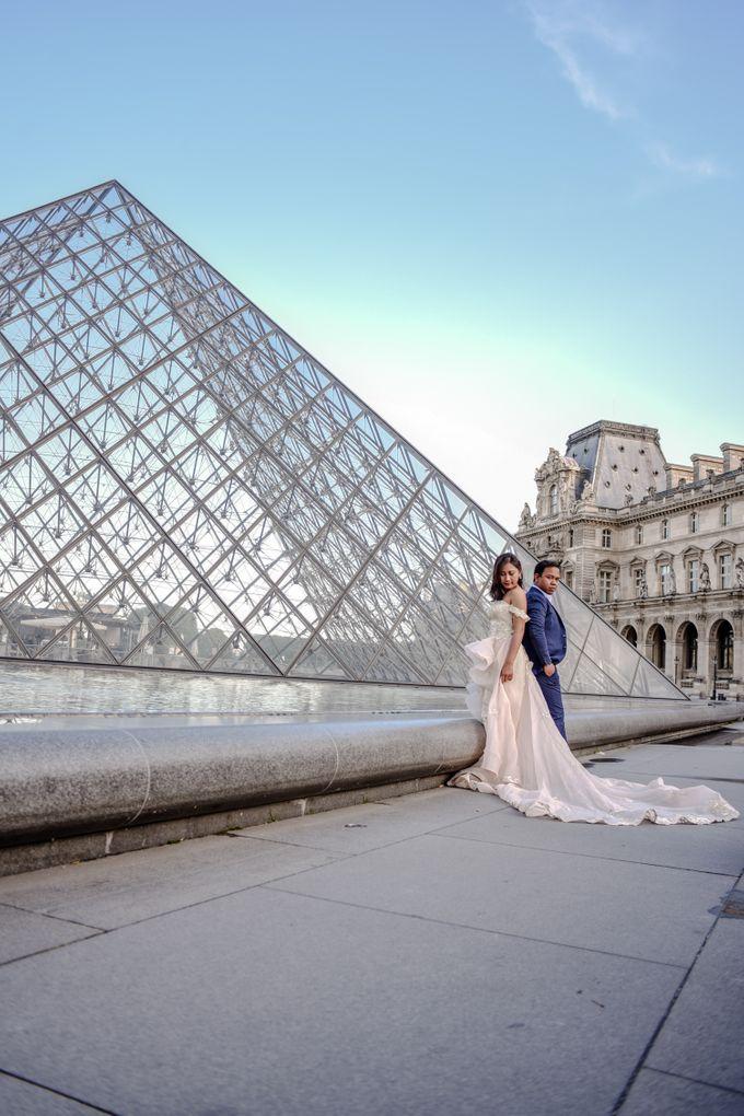 Pre Wedding Paris by Bondan Photoworks - 001