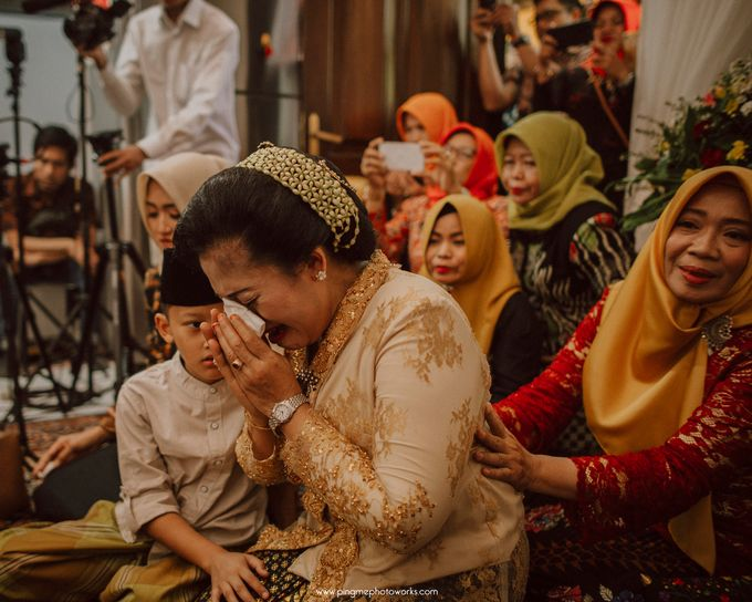 Wedding Day of Allan + Tarikh by PING Me Photoworks - 003
