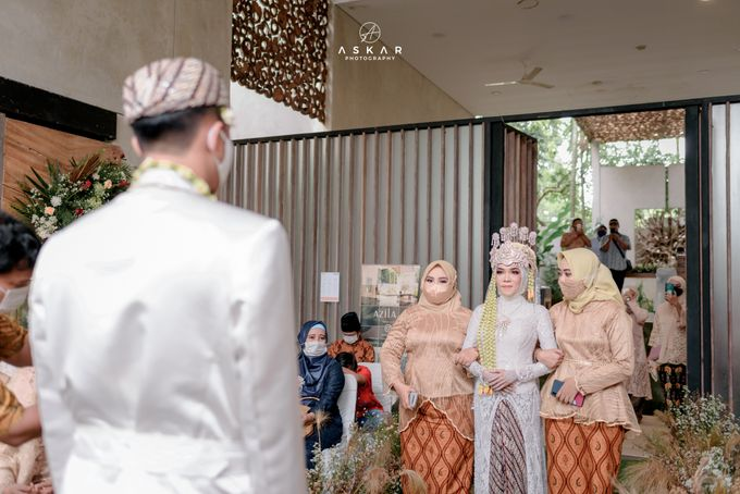 Wedding Puji & Arief by Azila Villa - 011