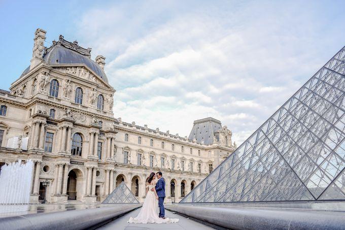 Pre Wedding Paris by Bondan Photoworks - 002