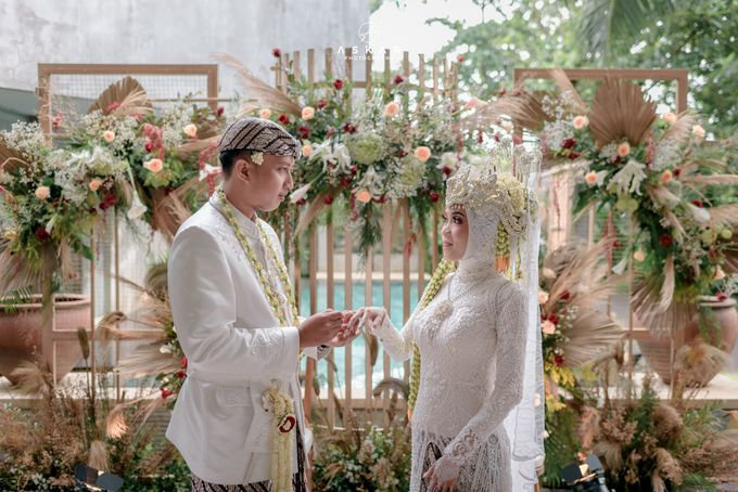 Wedding Puji & Arief by Azila Villa - 013